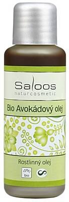 Saloos bio Avokádový olej 50 ml
