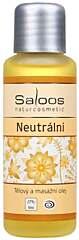 Saloos tělový a masážní olej Neutrální 125 ml