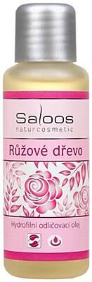 Saloos hydrofilní odličovací olej Růžové dřevo 250 ml