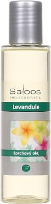 Saloos sprchový olej Levandule 250 ml