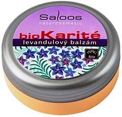 Saloos bio karité Levandulový balzám 19 ml