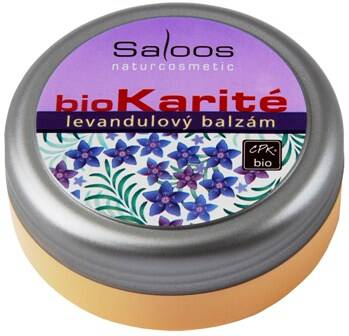 Saloos bio karité Levandulový balzám 250 ml