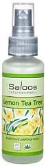 Saloos květinová pleťová voda Lemon Tea Tree 500 ml