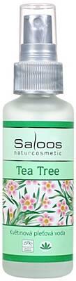 Saloos květinová pleťová voda Tea Tree 100 ml