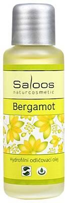 Saloos hydrofilní odličovací olej Bergamot 1 000 ml