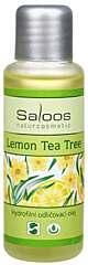 Saloos hydrofilní odličovací olej Lemon Tea Tree 250 ml