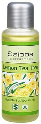 Saloos hydrofilní odličovací olej Lemon Tea Tree 1 000 ml