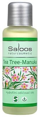 Saloos hydrofilní odličovací olej Tea Tree-Manuka 500 ml