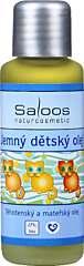 Saloos Jemný dětský olej 500 ml