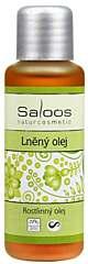 Saloos Lněný olej 250 ml