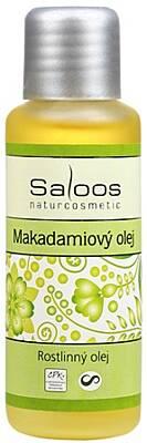 Saloos Makadamiový olej 250 ml