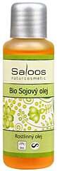 Saloos bio Sojový olej 125 ml