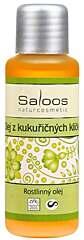Saloos Olej z kukuřičných klíčků 125 ml