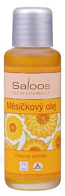 Saloos bio olejový extrakt Měsíčkový olej 1 000 ml