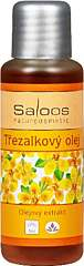 Saloos bio olejový extrakt Třezalkový olej 250 ml