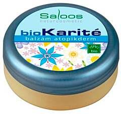 Saloos bio karité Atopikderm balzám 19 ml
