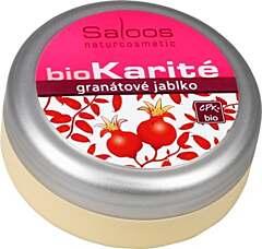 Saloos bio karité balzám Granátové jablko 19 ml