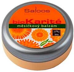 Saloos bio karité Měsíčkový balzám 19 ml
