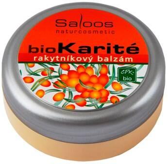 Saloos bio karité Rakytníkový balzám 19 ml