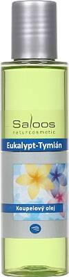 Saloos koupelový olej Eukalypt-Tymián 1 000 ml