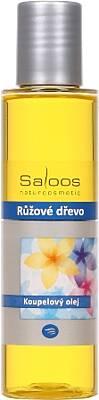 Saloos koupelový olej Růžové dřevo 250 ml