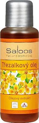 Saloos bio olejový extrakt Třezalkový olej 50 ml