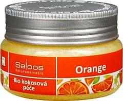 Saloos bio kokosová péče Orange 100 ml