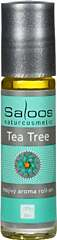 Saloos bio aroma roll-on Tea Tree 9 ml