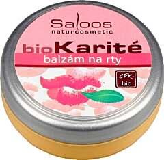 Saloos bio karité balzám Na rty 19 ml