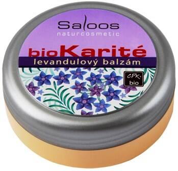 Saloos bio karité Levandulový balzám 50 ml
