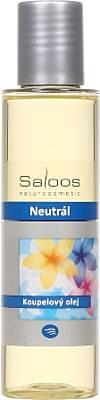 Saloos koupelový olej Neutrální 125 ml