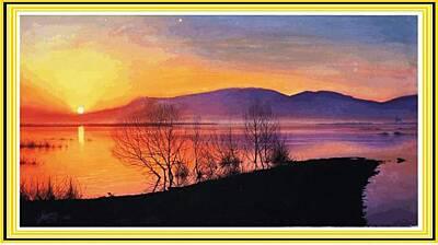 Svítání nad Mušovem