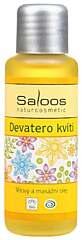 Saloos tělový a masážní olej Devatero kvítí 50 ml