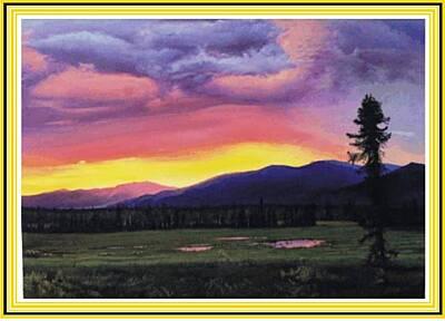 Svítání v divočině