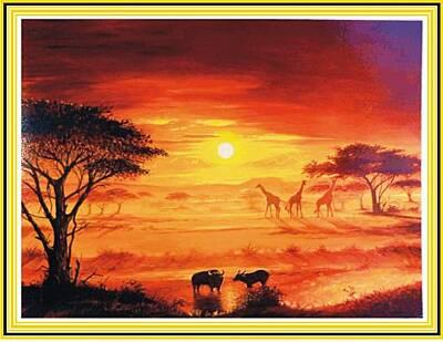Afrika s buvoly
