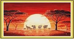 Sloni ve slunci