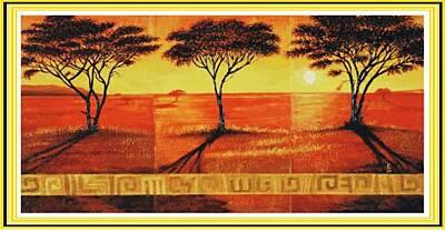 Tři stromy