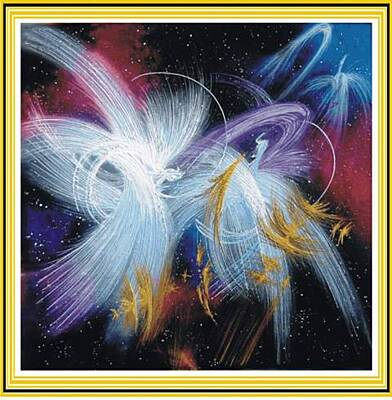Rej kosmických andělů 1