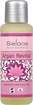 Saloos hydrofilní odličovací olej Argan Revital 50 ml