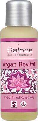 Saloos hydrofilní odličovací olej Argan Revital 500 ml