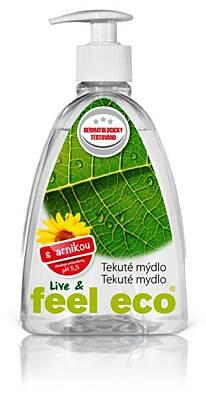 Feel Eco Tekuté mýdlo s arnikou 500 ml