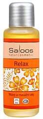 Saloos tělový a masážní olej Relax 125 ml