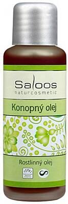 Saloos bio Konopný olej 250 ml