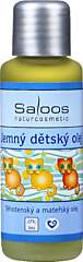 Saloos Jemný dětský olej 250 ml