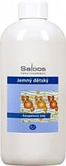 Saloos koupelový olej Jemný dětský 1 000 ml
