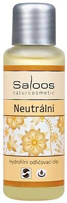 Saloos hydrofilní odličovací olej Neutrální 50 ml