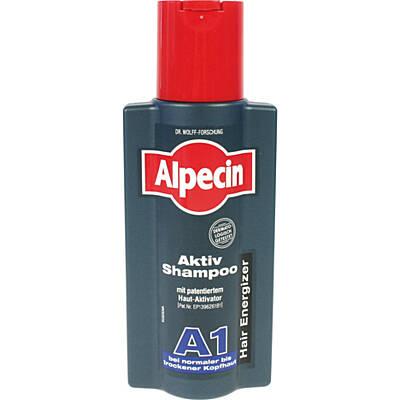Alpecin Active Shampoo A1 Pánský šampon pro normální vlasy 250 ml