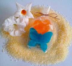 Balíček přírodních mýdel s aloe vera