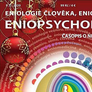 Vychází 27. číslo časopisu Eniologie člověka