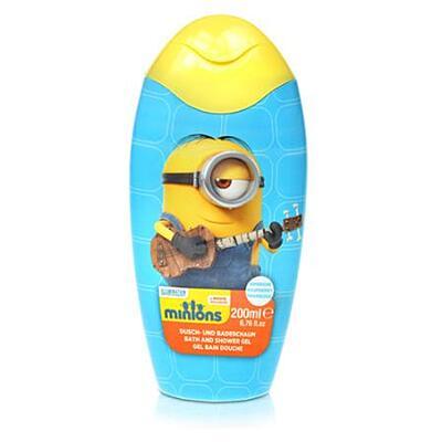 Koupelový a sprchový gel MIMONI 200 ml